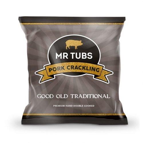 Good Old Traditional Pork Crackling Bags