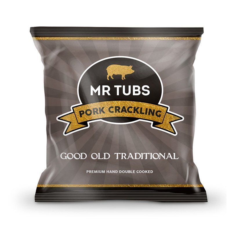 Good Old Traditional Pork Crackling Bags