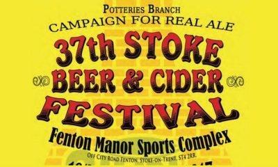 Stoke Beer Festival Pork Crackling Stalls