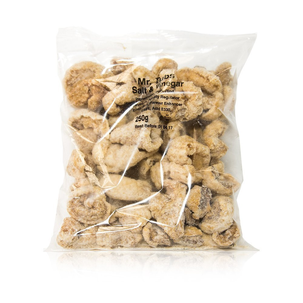 wholesale pork crackling- loose serve crackling