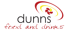 Dunns Food & Drink Logo - Stockist of Mr tubs pork crackling