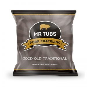 Good Old Traditional Flavoured Pork Cracking Bags