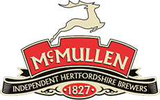 McMullens Brewery Logo - Stockist of Mr tubs pork crackling
