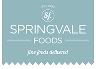 Springvale Foods Logo - Stockist of Mr tubs pork crackling