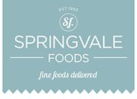 Springvale Foods Logo - Stockist of Mr tubs pork crackling