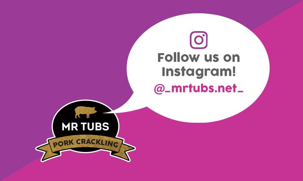 Mr Tubs Instagram - Mr Tubs Social Media