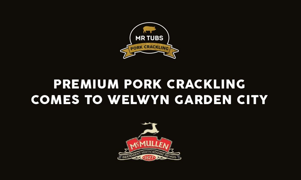 Pork Crackling Pub Snacks in Welwyn Garden City
