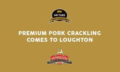 Loughton Pubs introduces Mr Tubs Pork Crackling -McMullens Hollybush