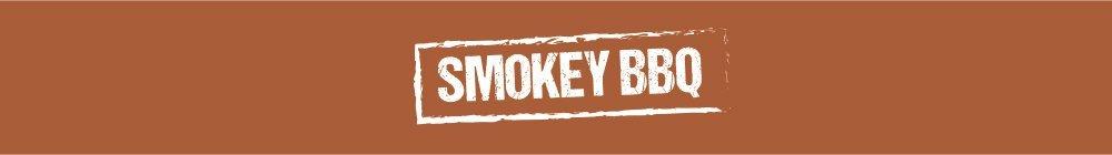 smokey bbq flavoured pork crackling
